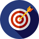 Arrows, Arrow, sport, Target, objective, Archery, weapons, archer, Sports And Competition, Seo And Web MidnightBlue icon