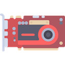 filming, Data Storage, Technological, movie, technology, file storage IndianRed icon