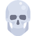 medical, medicine, Dead, Toxic, poison, Bone Gainsboro icon