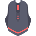 computing, computer mouse, Mouse Clicker, Technological, technology DimGray icon