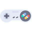 Arcade, gaming, technology, video game, vintage, gamer, game controller Icon