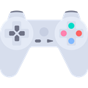gaming, gamepad, technology, video game, gamer, game controller Gainsboro icon