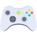gamer, game controller, Game Console, gaming, sony, gamepad, technology Lavender icon