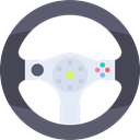joystick, gaming, transport, video game, gamer, Game Console DimGray icon