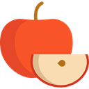 vegan, Healthy Food, Food And Restaurant, Apple, food, Fruit, organic, diet, vegetarian Tomato icon