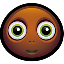 science, Et, Alien, cosmos, space, kokey, martian SaddleBrown icon