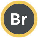 File, Pl, Format, Bs, Extension, bs icon DarkSlateGray icon