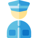 job, Policeman, profession, Occupation, people, Avatar Icon