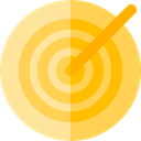 weapons, archer, Seo And Web, Arrows, Arrow, sport, Target, objective, Archery, targeting SandyBrown icon