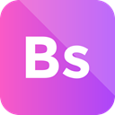 bs icon, File, Pl, Format, Bs, Extension Orchid icon