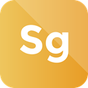 speedgrade icon, Format, Extension, adobe SandyBrown icon
