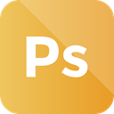Format, Extension, adobe, photoshop icon SandyBrown icon