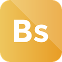 File, Pl, Format, Bs, Extension, bs icon SandyBrown icon