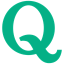 red, question, modern, Quora, social icon DarkCyan icon