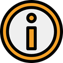 Info, help, Information, customer service, ui, signs, Signaling WhiteSmoke icon
