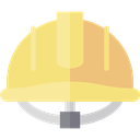 security, Construction, Tools And Utensils, Construction And Tools, Safe, helmet, equipment Khaki icon