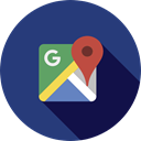 Orientation, Gps, location, Direction, Maps, directional, Maps And Flags, Maps And Location, Brands And Logotypes DarkSlateBlue icon