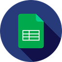 paper, lines, sheets, Files And Folders, Text, Notes, interface, sheet DarkSlateBlue icon