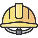 security, Safe, helmet, equipment, Construction, Tools And Utensils, Construction And Tools DarkSlateGray icon