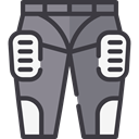 Clothes, trousers, Shorts, fashion, pants, Garment DarkSlateGray icon
