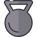 Sports And Competition, sport, weight, scales, Tools And Utensils Gray icon