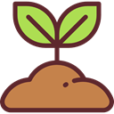 Botanical, Sprout, Growing Seed, Ecology And Environment, plant, nature, gardening, Farming And Gardening Peru icon