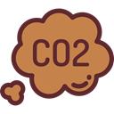 Gas, pollution, Co2, Contamination, Ecology And Environment Icon
