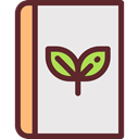 Book, bookmark, Address book, Notebook, Business, Agenda, interface, education, Ecology And Environment Linen icon