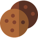 food, cookie, Dessert, cookies, Bakery, Biscuit, baker, Food And Restaurant Sienna icon