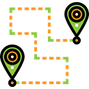 Gps, pin, position, Direction, placeholder, signs, map pointer, Map Location, Map Point, Placeholders Black icon