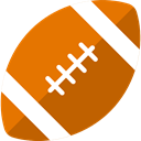 sports, American football, Team Sport, Sports And Competition, team, equipment Chocolate icon