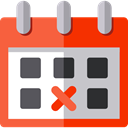 Calendar, Administration, Organization, Calendars, Time And Date, time, date, Schedule, interface Silver icon