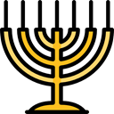 shapes, Israel, religion, religious, Jewish, Judaism, Hebrew, Cultures Icon