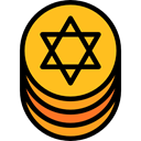 Business, Israel, religion, religious, Jewish, Judaism, Hebrew, Cultures Gold icon