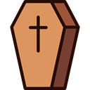 Dead, Christianity, death, religion, Catholic, religious, Cultures Icon