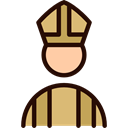 people, Christianity, religion, christian, Bishop, religious, Papacy, Cultures Icon