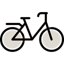 sport, wheels, transport, Bicycle, cycling Black icon