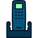 telephone, technology, phone receiver, Communication, phones, phone call, Telephones Black icon