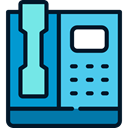 phone, technology, phone receiver, Communication, phones, phone call, Telephones MediumTurquoise icon