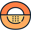 phone, technology, phone receiver, Communication, phones, phone call, Telephones SandyBrown icon