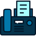 telephone, technology, phone receiver, Communication, phone call, Office Material, Telephones MidnightBlue icon