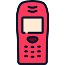 phones, phone call, Telephones, telephone, mobile phone, technology, Communication Black icon