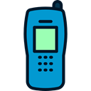 mobile phone, technology, Communication, phones, phone call, Telephones, telephone Black icon