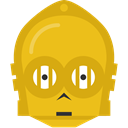 C3p0 Goldenrod icon