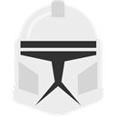 Clone, Trooper WhiteSmoke icon