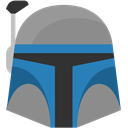 fett, jango Gray icon