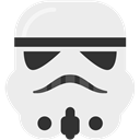 Stormtrooper WhiteSmoke icon