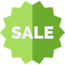 Percent, shapes, sale, Sales, Discount, percentage, signs, Commerce And Shopping DarkKhaki icon