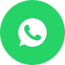 Circle, Messaging, Whatsapp, round icon, Message, Messenger MediumSeaGreen icon
