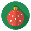 Tree, winter, Holiday, xmas, Stars, bulb, christmas Icon